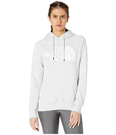 The North Face Half Dome Pullover Hoodie (Tin Grey) Women