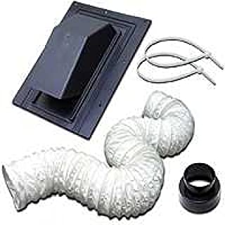 LAMBRO INDUSTRIES 402 Lama flex Roof Vent Kit, 4 Pieces, 4 In X 8 Ft