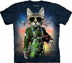 The Mountain Tom Cat Adult Medium T-Shirt