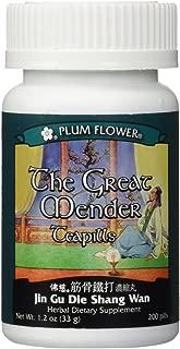 The Great Mender Teapills (Jin Gu Die Shang Wan) 200 pills