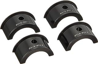 DIXNA(迪斯纳)拉杆手套 シム22.2 BK 黑色 22.2