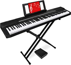 Best Choice Products 88-Key Full Size Digital Piano Electron
