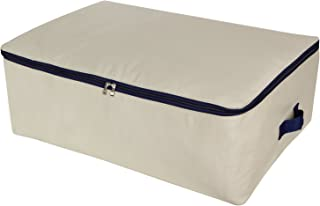 cotton comforter storage bags