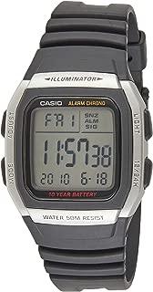 Casio Casual Watch Digital Display Quartz For Men W-96H-1Av