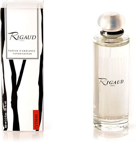 Rigaud Paris Cythere Room Spray Fragrance Parfum D Ambiance Vaporisateur 3 3 Fl Oz Made In France