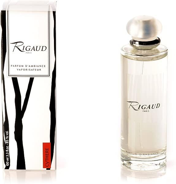 法国制造 Rigaud Paris Cythere Room Spray Fragrance Parfum D Ambiance Vaporisateur 3 3 FlOz