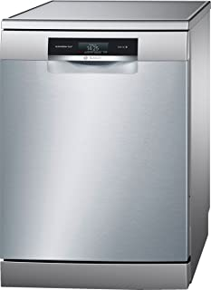 Bosch serie 8 - Lavavajillas 60cm sms88ti26e acero clase de eficiencia energetica a+++