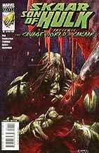 Skaar: Son of Hulk Presents—Savage World of Sakaar #1 VF/NM ; Marvel comic book