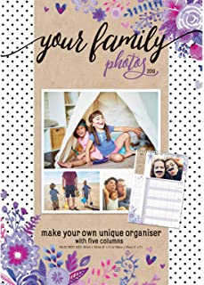 Your Family Photos P A3 2019 (A3 Planner)