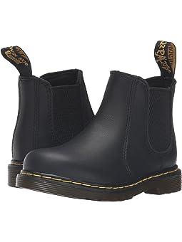 Dr. Martens Kid's Collection 2976 Toddler Shenzi Chelsea Boot (Toddler)
