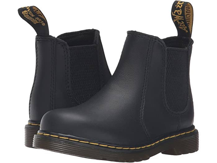 Pebish amico Ordinario  Dr. Martens Kid's Collection 2976 Toddler Shenzi Chelsea Boot (Toddler) |  Zappos.com