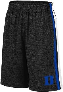 Colosseum Duke Blue Devils Youth NCAA Mendoza Shorts - Black,