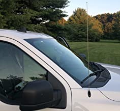 31 Inch Metal Stainless Antenna Mast for GM Cars and Trucks New
