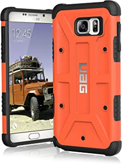 UAG  Military Drop Tested Feather-Light Composite [RUST] Phone Case Compatible with Samsung Galaxy Note 5