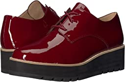 Burgundy Patent Leather