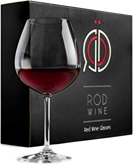 Best hip red wine glasses Reviews