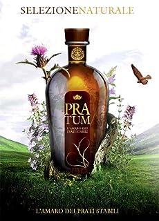 Amaro Pratum L' Amaro dei Prati Stabili 30% 0,70 lt. - Maschio Bonaventura