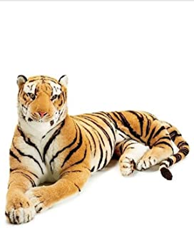 Soniya Enterprises Tiger (Soft Toy_108Cm_Brown)
