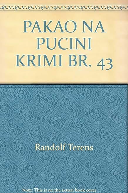 PAKAO NA PUCINI KRIMI BR. 43