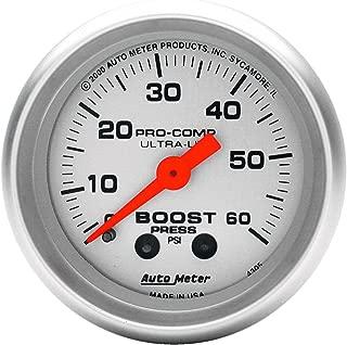 Auto Meter 4305 Ultra-Lite Mechanical Boost Gauge