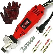 MaiDa Electric Chainsaw Sharpener Kit, Universal Portable Hand Easy Teeth Sharpener for 325 3/8 Etc, Extra 3 Diamond Bits