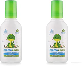 Mamaearth Anti Mosquito Fabric Roll On, 8ml (Pack of 2)