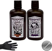 Nectar for the Gods Hades Down & Olympus pH Up + THCity Gloves & Pipette - 1 Quart Each