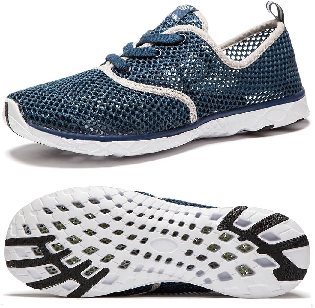 NeedBo Men's Aqua Water Shoes Lightweight Walking Shoe Max 40% OFF Special sale item Quick-Dry