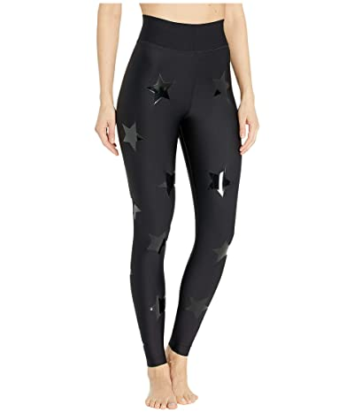 Ultracor Ultra High Lux Knockout Leggings (Nero Patent/Nero) Women