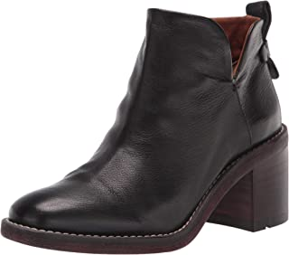 Franco Sarto Women's KLORA Ankle Boot, Black, 5.5