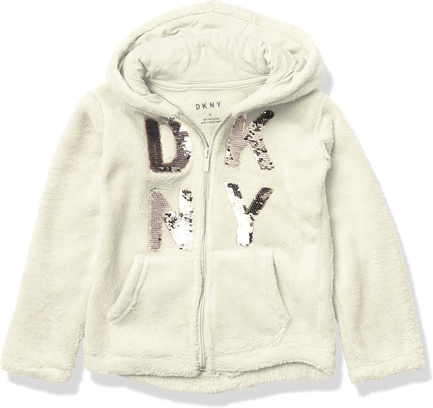 DKNY In stock Girls' Hoodie SEAL limited product