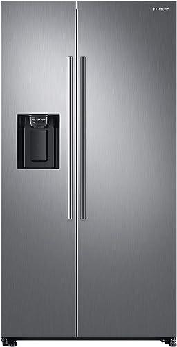 Samsung RB33R8717S9/EF Réfrigérateur Side by Side, 286 L, Métal Inox