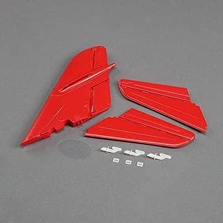 E-flite Tail Set with Accessories: UMX MiG-15, EFLU6054