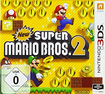 games of new super mario bros 2