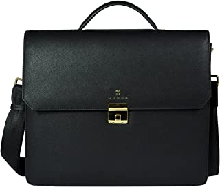 Cross 20 Ltrs Black Softsided Briefcase (AC791173_1-1)