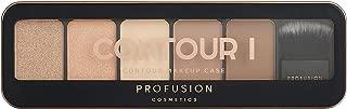 Best profusion cosmetics contour makeup case Reviews