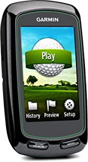 Garmin Approach G6 Handheld Touchscreen Golf Course GPS (Renewed)