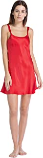 Fishers Finery Women's 100% Pure Mulberry Silk Chemise; Nightgown