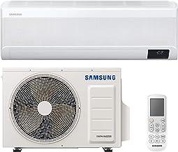 Samsung Clima WindFree Elite Climatizador Monosplit, 9000 BTU, SmartThings e inteligencia artificial, WiFi, GAS R32, AR09T...