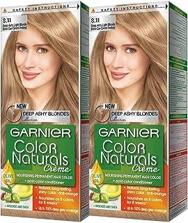 Garnier Color Naturals 8.11, 110 ml (Pack of 2)