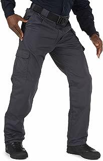5.11 Men's Taclite PRO Tactical Pants, Style 74273, Charcoal, 36Wx32L