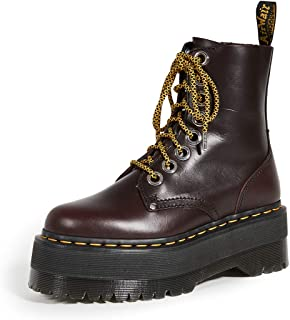 حذاء Dr. Martens Jadon max Black Buttero Boots 25566 001 - - 3 UK