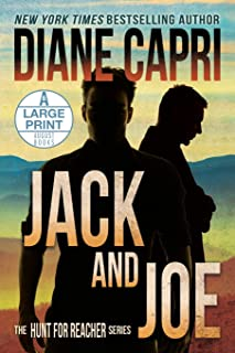 Jack and Joe Large Print Edition: The Hunt for Jack Reacher Series