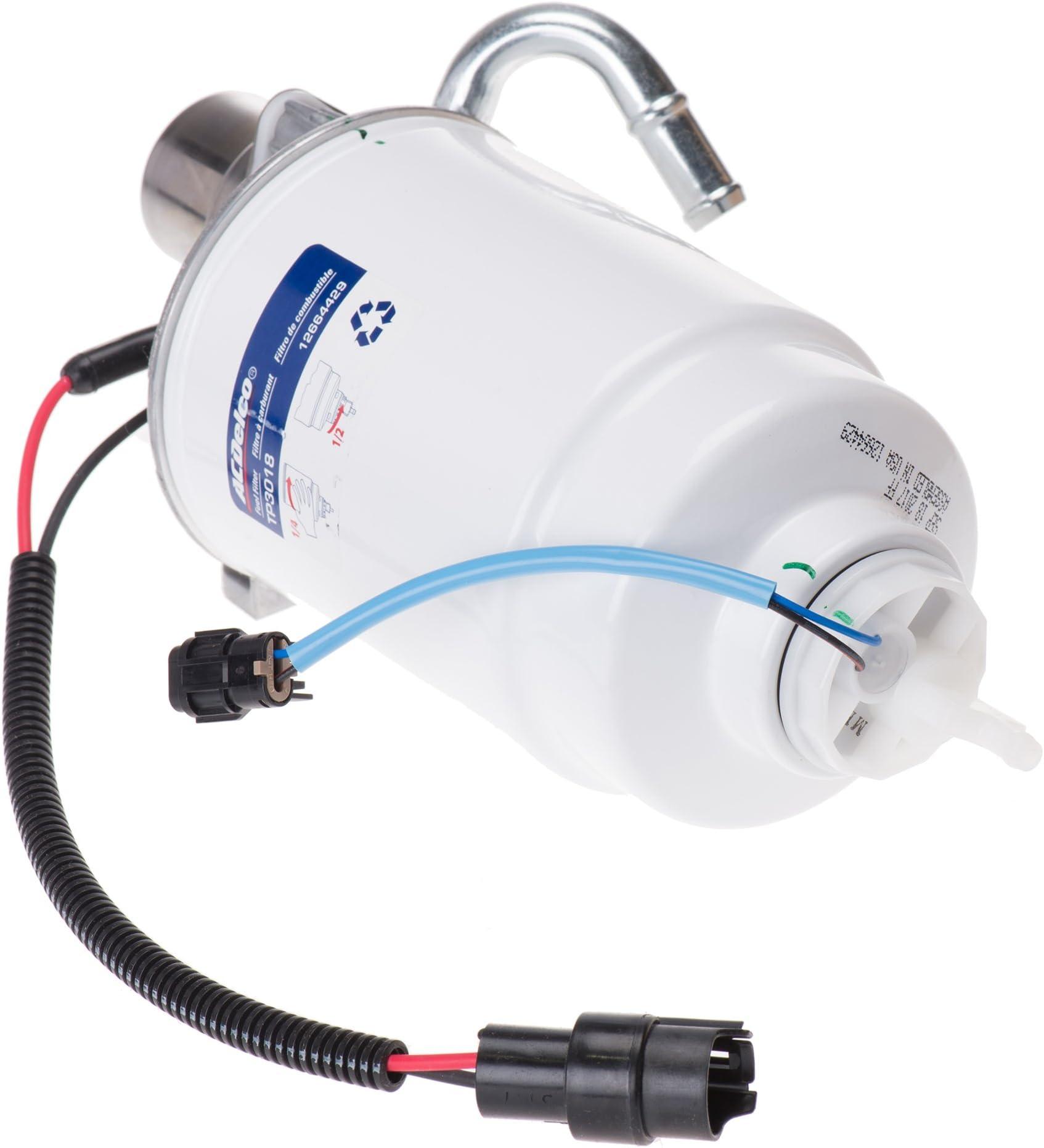 OEM NEW 6.6L Duramax Diesel Fuel Filter Housing 05-12 Silverado Sierra  12642623: Automotive - Amazon.comAmazon.com