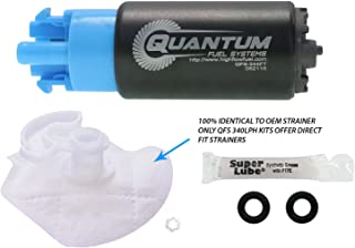 QFS-344FT-1008 - Performance 340LPH Fuel Pump Replacement for Subaru WRX STi (2008-2014)