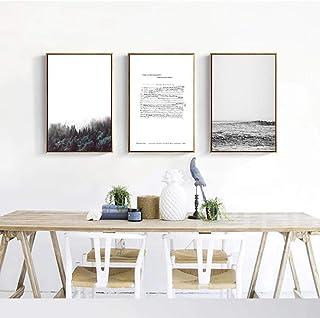 Impresión en lienzo Arte de la pared Pintura moderna Manuscrito de Chopin Hoja de música Pintura Imágenes de pared para sa...
