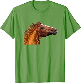Horses Head T-Shirt