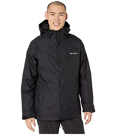 Columbia Whirlibirdtm IV Interchange Jacket (Black) Men