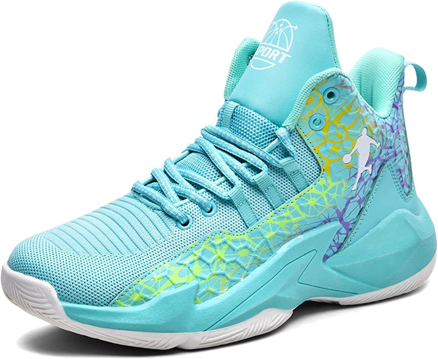 Ucilxi New Flying Woven Fashion Basketball Shoes