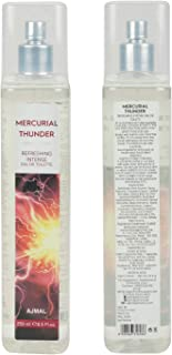 Ajmal Mercurial Thunder Eau De Toilette Oriental Perfume 250ml Casual Wear for Men & Women + 2 Parfume Testres Free